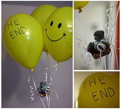 The End (KaterRina) Tags: bear canon balloons toy 50mm14 finish end oneobject365daysproject pukatukas