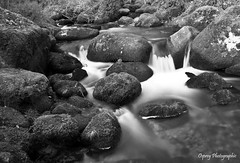 Becky Falls (Osprey Photographic) Tags: water nikon rocks 110 falls filter becky d90 nd3 10stop bw110filter