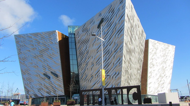 TITANIC EXHIBITION and experience, Belfast