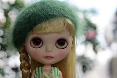 We love the beret!!