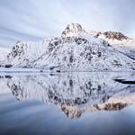 Flakstadøya Fjord