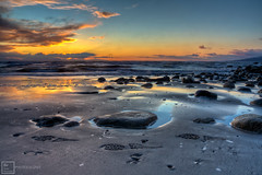 Wreck Beach Sunset (Basic Elements Photography) Tags: sunset sunlight canada color beach water vancouver clouds canon waves dof bc ubc 7d wreck vancouverbc hdr highdynamicrange sunray wreckbeach eflens 1635mmef
