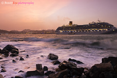 Muscat - Leaving Sultan Qaboos Port (Beauty Eye) Tags: city longexposure sea seascape building green eye architecture canon landscape boats eos rebel landscapes long exposure day seascapes outdoor royal om tamron oman muscat souq royale 2012 t3i mct mutrah matrah parisopera ultrawideangle    f3545 600d   riyam beautyeye masqat 1024mm  canon600d  sultanqaboosport tamronspaf1024mmf3545diiild rebelt3i diiild canon600deos tamronspaf1024mmf3545d muscatsultanqabooscornich omanevents