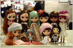 Blythe Doll Meet @ Reminisce Cafe