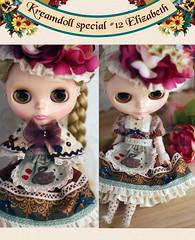 Elizabeth Special set for Blythe