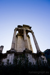 """Temple of Vesta • <a style=""""font-size:0.8em;"""" href=""""http://www.flickr.com/photos/89679026@N00/6980277155/"""" target=""""_blank"""">View on Flickr</a>"""