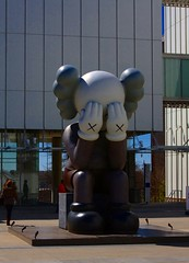 "KAWS, Companion Passing Through • <a style=""font-size:0.8em;"" href=""http://www.flickr.com/photos/21814723@N02/6985915489/"" target=""_blank"">View on Flickr</a>"