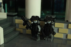 DARKWATER (Andreas) Tags: lego military scene darkwater thepurge legoscene