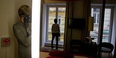 Hotel double photo (khawkins04) Tags: vienna wien me austria loul