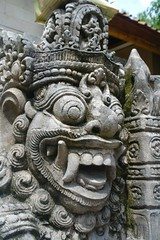 Grinning (Keith Mac Uidhir  (Thanks for 4m views)) Tags: bali sculpture statue mouth indonesia asian religious island temple shrine asia asien view photos south teeth religion east asie  statuary hindu indonesian templo aasia asya  hindi indonesi indonesien tempel templom balinese azia tempio azi tapnak   sia indonsia  indonsie   chrm   chu indonezja   witynia     endonezya   zsia  indonesya  indonzia indonezia