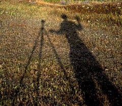 Moon Shadows,, moon shadows  ;-) (etgeek (Eric)) Tags: park county longexposure moon sunrise shadows sacramento n6oim 9582742