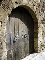 Besalú Door