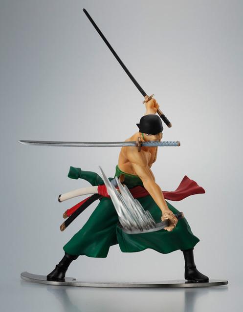 海賊王ATTACK MOTIONS「英雄之路」新盒玩登場!
