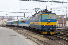 362 158 20130404 Brno (steam60163) Tags: czech brno czechrailways class362