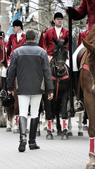 Maiabendfest (CA_Rotwang) Tags: street horse festival germany deutschland boots flag kultur parade reiter mounted nrw tradition bochum ruhrgebiet pferd equestrian umzug fahnen stiefel