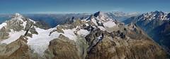 ..am Matterhorn 4478m (ernst.weberhofer) Tags: dom zermatt matterhorn dentblanche täsch obergabelhorn zinalrothorn täschhorn weishorn