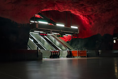 project 52 > nr. 17 (hjjanisch) Tags: station stockholm ubahn solna tunnelbana project52