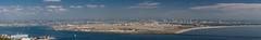 San Diego Skyline Panorama December 22, 2012 1/25 sec at f/16 (taharaja) Tags: california lighthouse sandiego embarcadero tidepools irvine pointloma sandiegoskyline