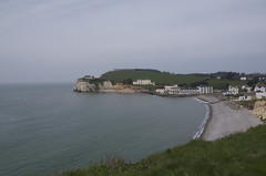 Freshwater Bay - 1 (tame_alien) Tags: uk england unitedkingdom isleofwight tennysondown