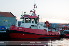 Buddy (Tom McNikon) Tags: norway stavanger buddy tug bb slepebt bukserberging
