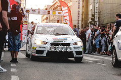 Mitsubishi Lancer Evolution X (Ni.St|Photography) Tags: cars car rally racing belgrade rallye rallying kosutnjak avala reli beogradski martinovic memorijal