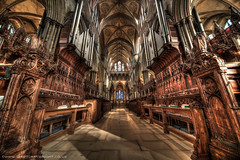 Salisbury Cathedral HDR (Scott Cartwright Photography) Tags: old purple gothic historic salisbury hdr highdynamicrange salisburycathedral grungy wildlifephotography canon5dmkiii canon5dmk3 scottcartwrightphotography