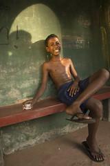 The happy kid (Photosightfaces) Tags: boy smile smiling laughing happy kid young sri lanka laugh lankan imbula