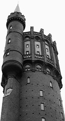 Old water tower (Timmy_L) Tags: watertower da40mmf28limited landskrona