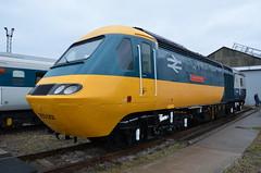 Intercity 125 W43002, GWR Open Day (sgp_rail) Tags: new old st train bristol 40th paint day open anniversary phillips rail railway class special depot scheme job intercity 43 dept 125 hst gwr 43002 253001 w43002