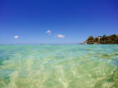 Clear Water (Daniel Y. Go) Tags: beach shangrila boracay silveredition gopro hero4 shangrilaboracay goprohero4