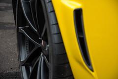 Corvette c6 427 (scott597) Tags: ohio house rain wheel yellow open 427 tuning corvette centerville c6 proxses