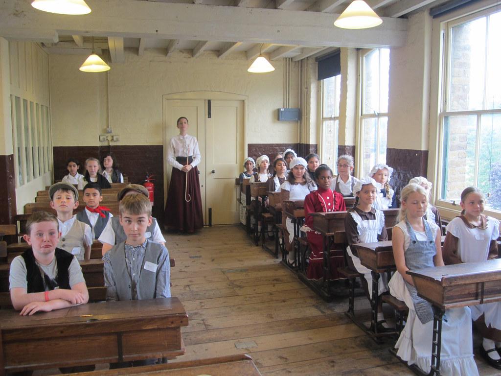 The Ragged School