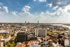 Antwerp (VISITFLANDERS) Tags: 5ymas antwerpen timelapse visitflanders museum antwerp skyline city cathedral