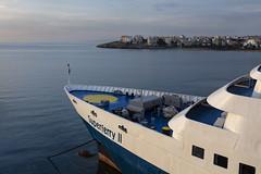 Rafina (Thomas Mulchi) Tags: ferry earlymorning greece attica 2016 rafina aegeansea