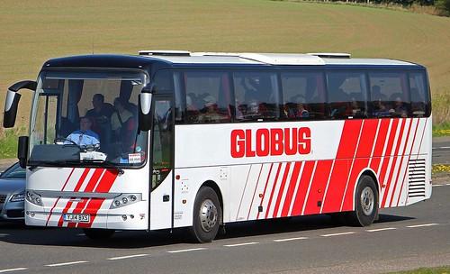 VDL Berrhof Axial - GLOBUS TOURS
