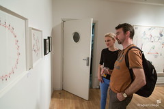 mixed-messages-13 (Prague College) Tags: art college illustration gallery prague drawing exhibition vernissage lecturer