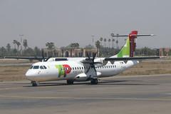 CS-DJA ATR-72-212A TAP Express (pslg05896) Tags: morocco marrakech rak menara atr72 gmmx csdja tapexpress