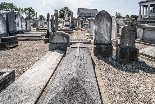 MOUNT JEROME CEMETERY AND CREMATORIUM IN HAROLD'S CROSS [SONY A7RM2 WITH VOIGTLANDER 15mm LENS]-117046