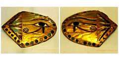 Eye of Horus (Amberinsea Photography) Tags: egypt cairo tutankhamen tutankhamun cairomuseum theeyeofhorus amberinseaphotography