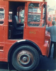 SLT 58 (markkirk85) Tags: new bus london buses transport routemaster slt 58 weymann aec rml3 61957 slt58