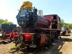 3135 Spartan at Blunsdon (train_photos) Tags: spartan 3135 blunsdon swindonandcrickladerailway