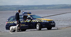 HM Coastguard (sab89) Tags: coastguard west river estate wilson trophy dee hm vauxhall wirral htk kirb ybeach hf57