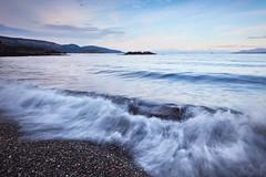 shape shifter (salalstudio) Tags: ocean seascape beach britishcolumbia wave shore pacificnorthwest