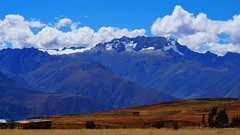 So Far and so Cold... (ricdovalle) Tags: blue sky mountains cold peru nature azul clouds 50mm sony natureza cu nuvens alpha frio montanhas a6000 sel50f18 ilce6000