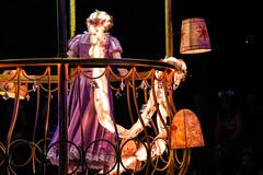 Paint the Night Parade (EverythingDisney) Tags: princess disneyland disney parade rapunzel dlr tangled ptn princessrapunzel paintthenight