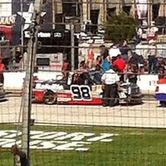 # 98   NASCAR Camping World Trucks & INDY Car Trip to Texas Motor Speedway. (shark44779011) Tags: racing 98