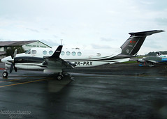 King Air 350i, PR-PRX (Antnio A. Huergo de Carvalho) Tags: king air beechcraft beech kingair superkingair ka350 prprx ka350i