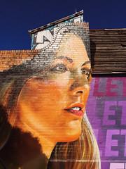 Red Hill Skate Arena 2, Brisbane (stephenk1977) Tags: street art graffiti mural australia brisbane arena skate qld queensland redhill treas preset kk2 vsco iphone6 drapl