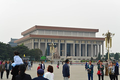 Mausoleum of Mao Zedong (jkozik) Tags: china beijing forbiddencity tiananmensquare 2016 mausoleumofmaozedong