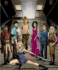The Big Bang Theory version Firefly
